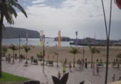 Preview webcam image Beach di Las Vistas - Tenerife