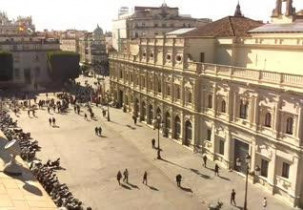 Preview webcam image Sevilla - Plaza de San Francisco