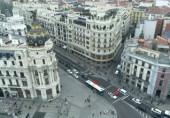Preview webcam image Madrid - building Metropolis