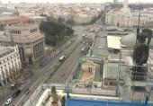 Preview webcam image Madrid - Calle de Alcalá
