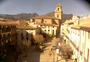 Preview webcam image Caravaca de la Cruz - Camino de la Vera Cruz
