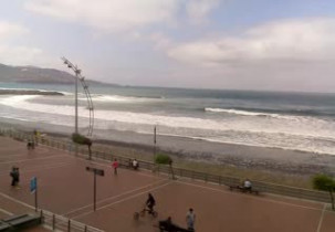 Preview webcam image Las Palmas - beach La Cicer