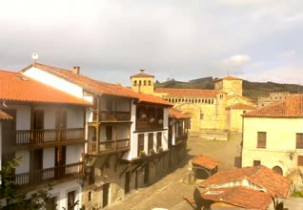Preview webcam image Santillana del Mar - Cantabria