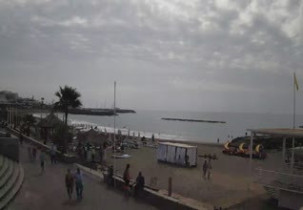 Preview webcam image Beach Fañabé - Tenerife