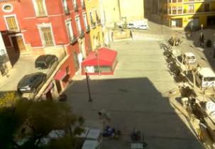 Preview webcam image Mula - Castello di Los Vélez