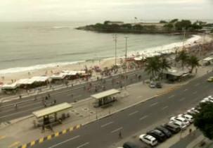 Preview webcam image Copacabana - Rio de Janeiro