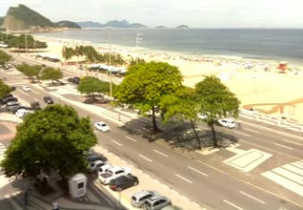 Preview webcam image Copacabana
