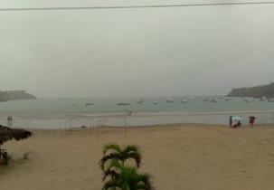 Preview webcam image Ecuador - Beach Ayangue