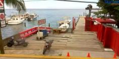Preview webcam image Bay West End - Roatán