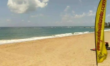 Preview webcam image Cabarete - Kite Beach