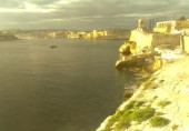 Preview webcam image Valletta waterfront - Vittoriosa