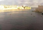 Preview webcam image Porto Grande La Valletta da Senglea