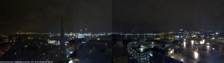 Preview webcam image Keel, harbor