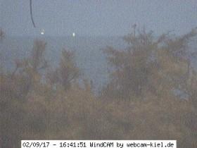 Preview webcam image Kiel beach