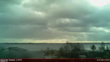Preview webcam image Schwerin, Schwerin Innensee - lake