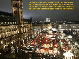 Preview webcam image Hamburg, Hamburg Town Hall Square