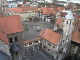 Preview webcam image Braunschweig, Burgplatz