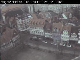 Preview webcam image Braunschweig, Magniviertel