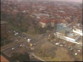 Preview webcam image Göttingen, crossing Geismar Tor
