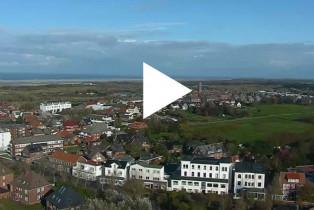Preview webcam image Borkum, Inselbahnhof