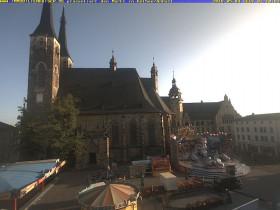 Preview webcam image Köthen / Anhalt, Market