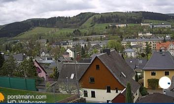 Preview webcam image Olbernhau