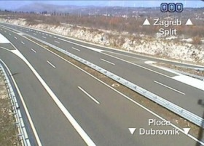 Preview webcam image Šestanovac