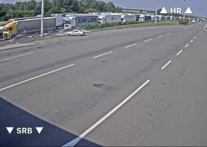Preview webcam image Bajakovo - road transport