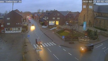 Preview webcam image Dorsten-Lembeck, Kirchplatz