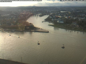 Preview webcam image Koblenz