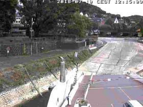 Preview webcam image Linz am Rhein, Ferry