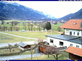 Preview webcam image Aschau im Chiemgau, Cafe Pauli