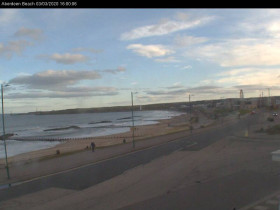 Preview webcam image Aberdeen beach