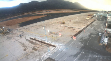 Preview webcam image Dubrovnik - Airport