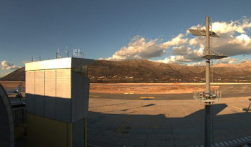 Preview webcam image Airport - Dubrovnik