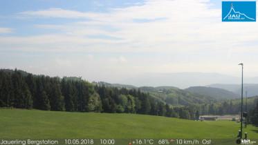 Preview webcam image Jauerling - ski resort