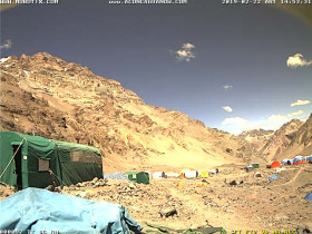 Preview webcam image Aconcagua Mount
