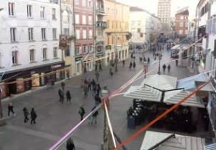 Preview webcam image Opatija - port