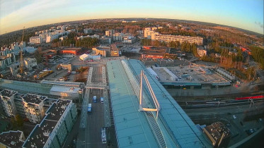 Preview webcam image Vuosaari