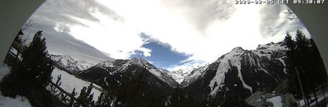 Preview webcam image Gimillan - Gran Paradiso