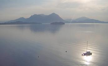 Preview webcam image Baveno - Lake Maggiore