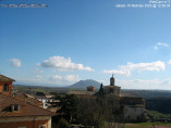 Preview webcam image Civita Castellana - Monte Soratte