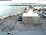Preview webcam image Ancona - Marina Dorica