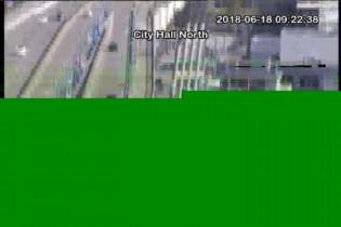 Preview webcam image Vancouver - Cambie Bridge