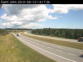 Preview webcam image Saint John