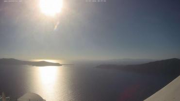 Preview webcam image Santorini - Caldera