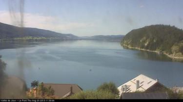 Preview webcam image Lac de Joux