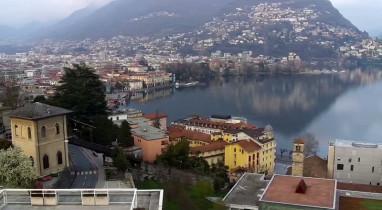 Preview webcam image Lugano