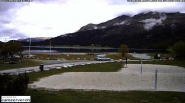 Preview webcam image Silvaplana