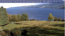 Preview webcam image Scotland - Loch Ness